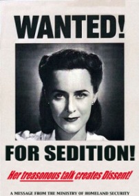wanted-for-sedition